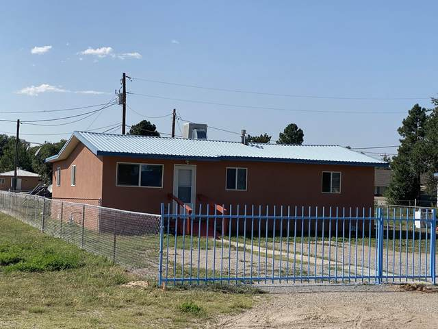 105 Vassar Avenue, Moriarty, NM 87035 (MLS #1000822) :: Campbell & Campbell Real Estate Services