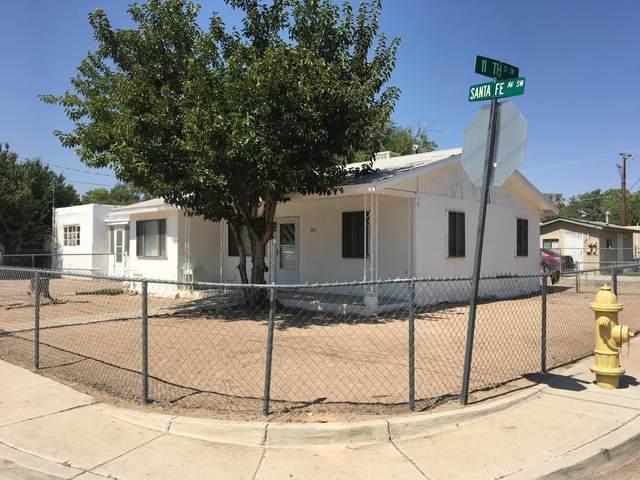 1101 Santa Fe Avenue SW, Albuquerque, NM 87102 (MLS #1000832) :: Keller Williams Realty