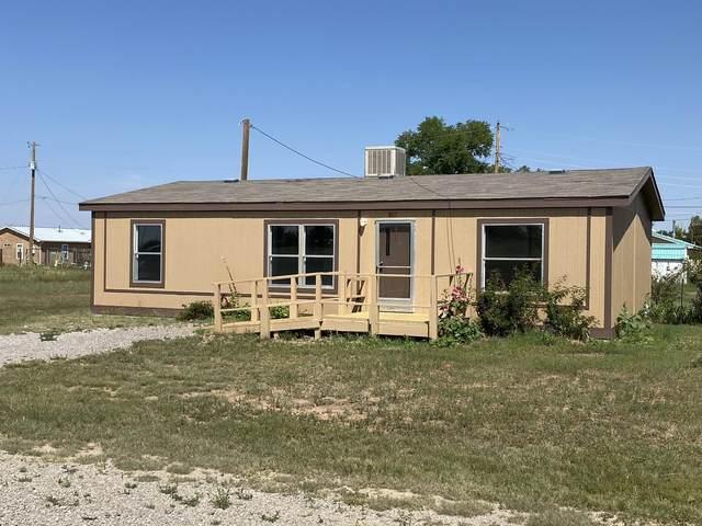 607 Lahaina Avenue, Moriarty, NM 87035 (MLS #1000868) :: Keller Williams Realty