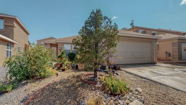 7604 Eagle Avenue NW, Albuquerque, NM 87114 (MLS #1000901) :: Keller Williams Realty