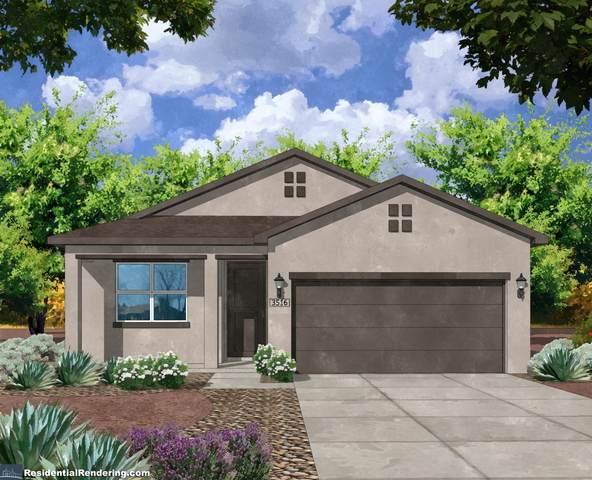 6721 Delgado Way NE, Rio Rancho, NM 87144 (MLS #1000906) :: Campbell & Campbell Real Estate Services