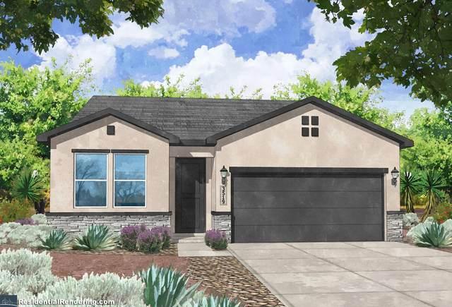 6917 Pina Way NE, Rio Rancho, NM 87144 (MLS #1000914) :: Campbell & Campbell Real Estate Services