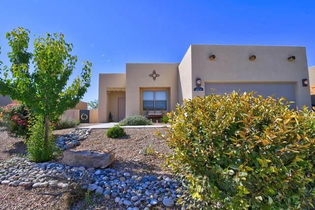 2614 Redondo Santa Fe NE, Rio Rancho, NM 87144 (MLS #1000917) :: Sandi Pressley Team