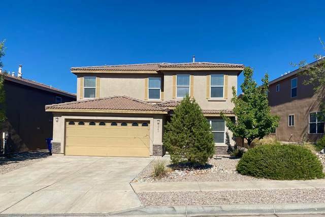 1860 Black Gold Road SE, Albuquerque, NM 87123 (MLS #1000937) :: Campbell & Campbell Real Estate Services