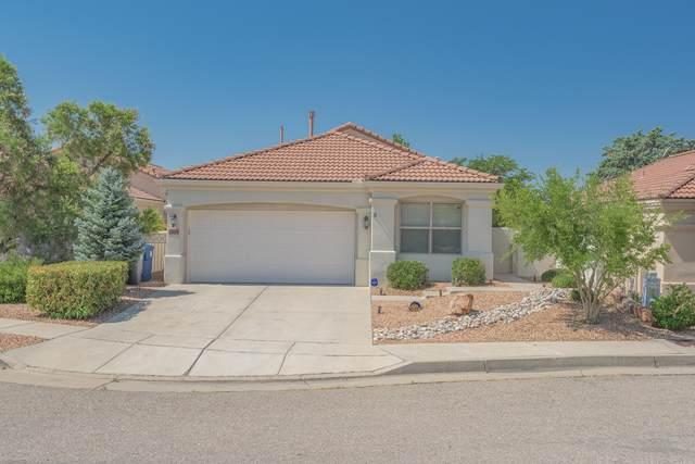 4909 Skyline Ridge Court NE, Albuquerque, NM 87111 (MLS #1000948) :: Campbell & Campbell Real Estate Services