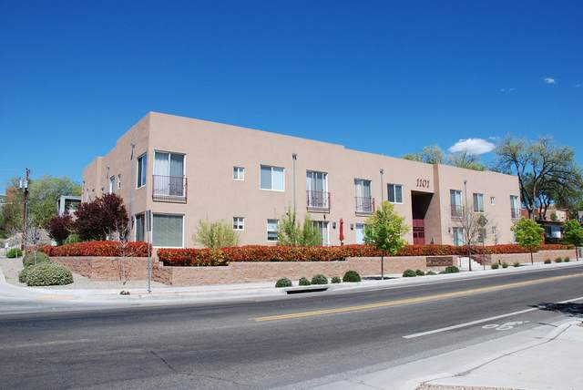 1101 Dr Martin Luther King Jr Avenue NE #12, Albuquerque, NM 87106 (MLS #1000949) :: Campbell & Campbell Real Estate Services