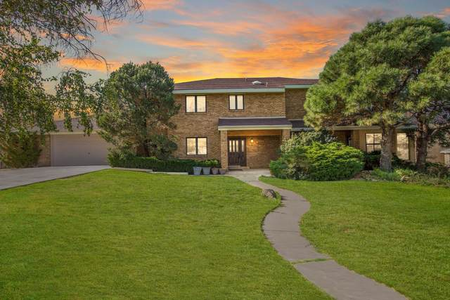 1705 Soplo Road SE, Albuquerque, NM 87123 (MLS #1000950) :: Campbell & Campbell Real Estate Services