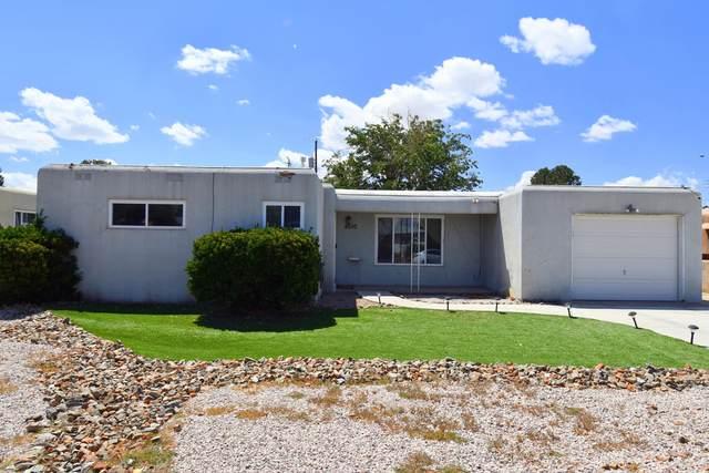 8010 Roma Avenue NE, Albuquerque, NM 87108 (MLS #1000965) :: Campbell & Campbell Real Estate Services