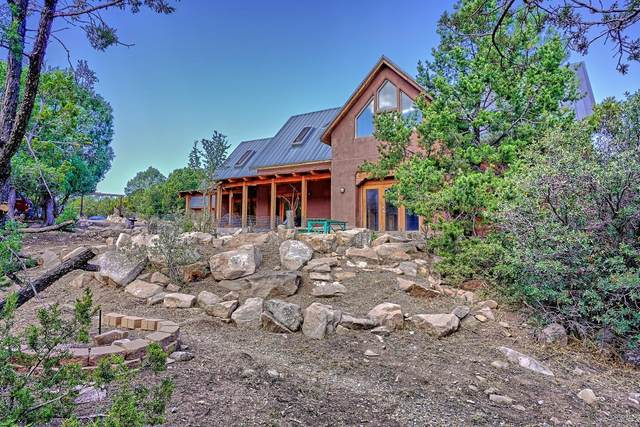 49 Steeplechase Drive, Tijeras, NM 87059 (MLS #1000971) :: Campbell & Campbell Real Estate Services