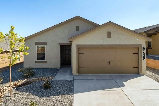 5845 Union Drive NE, Rio Rancho, NM 87144 (MLS #1001033) :: The Buchman Group