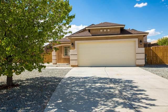4725 Dalmation Place NE, Rio Rancho, NM 87144 (MLS #1001043) :: The Buchman Group