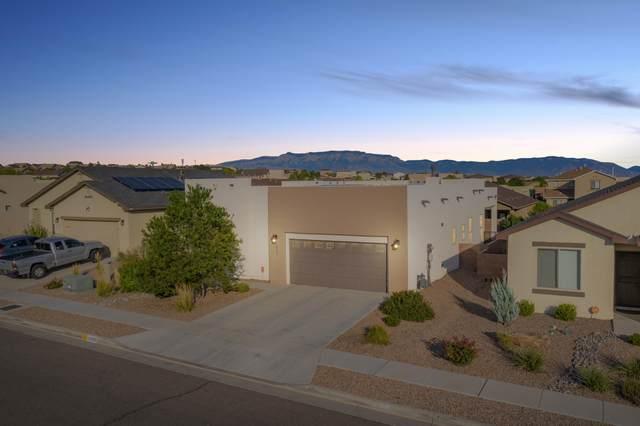 10920 Topacio Street NW, Albuquerque, NM 87114 (MLS #1001045) :: Campbell & Campbell Real Estate Services