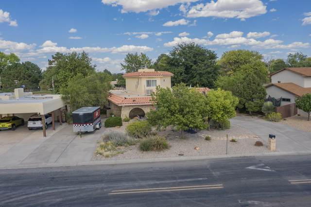 607 Frederico Boulevard, Rio Communities, NM 87002 (MLS #1001070) :: Campbell & Campbell Real Estate Services