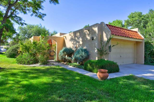 608 Willow Court SE, Albuquerque, NM 87123 (MLS #1001088) :: Campbell & Campbell Real Estate Services