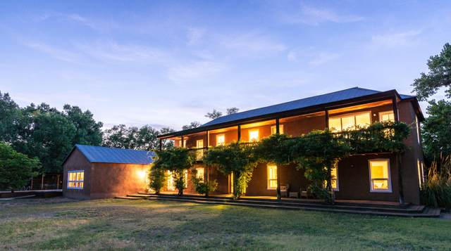 390 Manierre Road, Corrales, NM 87048 (MLS #1001095) :: Berkshire Hathaway HomeServices Santa Fe Real Estate