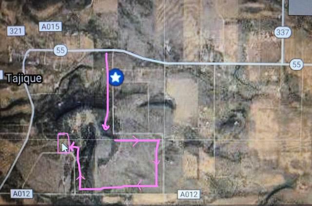0 Oakwood Road, Estancia, NM 87016 (MLS #1001115) :: The Buchman Group