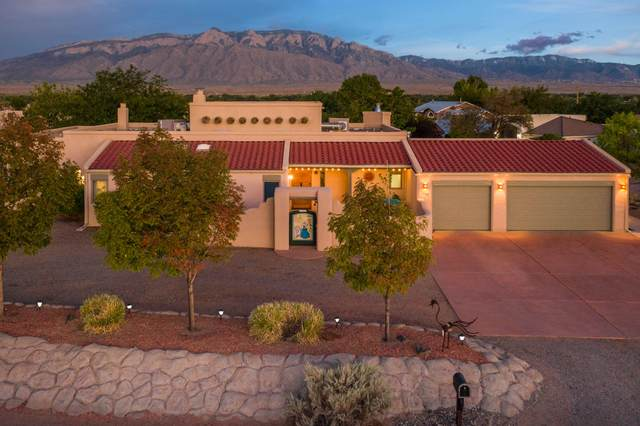 600 Rio Ruidoso Road NE, Rio Rancho, NM 87144 (MLS #1001123) :: Campbell & Campbell Real Estate Services