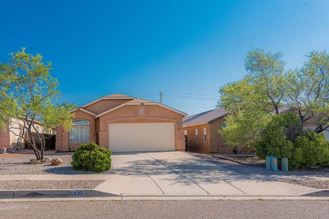 6933 Merlot Drive NE, Rio Rancho, NM 87144 (MLS #1001125) :: The Buchman Group