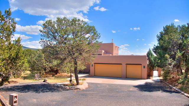 11 Chaco Loop, Sandia Park, NM 87047 (MLS #1001132) :: Campbell & Campbell Real Estate Services