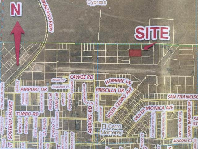 East Of Manzano Expressway, Los Lunas, NM 87031 (MLS #1001135) :: Campbell & Campbell Real Estate Services