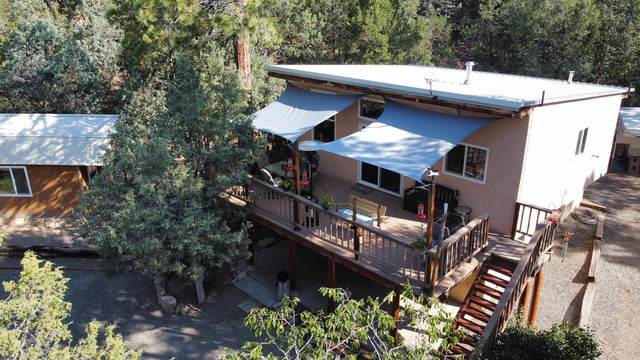 267 Raven Road, Tijeras, NM 87059 (MLS #1001138) :: Campbell & Campbell Real Estate Services