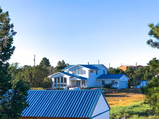 47 Meadow Drive, Tijeras, NM 87059 (MLS #1001142) :: Campbell & Campbell Real Estate Services