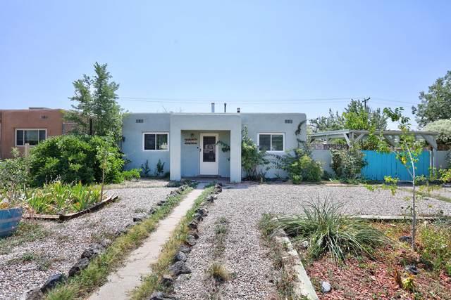 7512 Prospect Avenue NE, Albuquerque, NM 87110 (MLS #1001148) :: Campbell & Campbell Real Estate Services