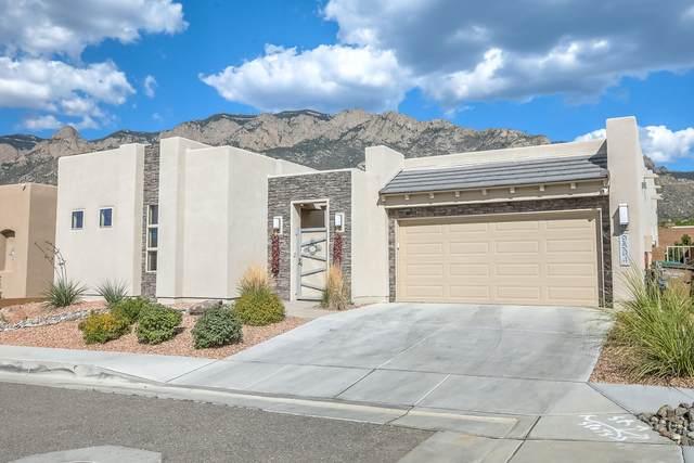 9504 Ridge Vista Dr NE, Albuquerque, NM 87122 (MLS #1001152) :: Keller Williams Realty