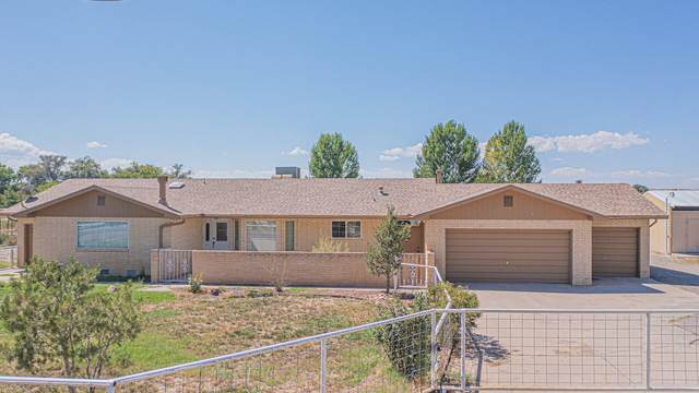 1021 Gabaldon Road, Belen, NM 87002 (MLS #1001155) :: Campbell & Campbell Real Estate Services