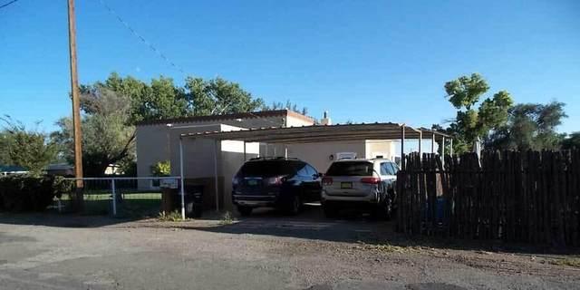 14 Bunton Road, Los Chavez, NM 87002 (MLS #1001159) :: Berkshire Hathaway HomeServices Santa Fe Real Estate