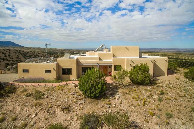 7 Mesa Vista Road, Placitas, NM 87043 (MLS #1001181) :: Keller Williams Realty