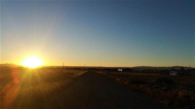 Palomino Drive Lot 34, Moriarty, NM 87035 (MLS #1001191) :: The Buchman Group
