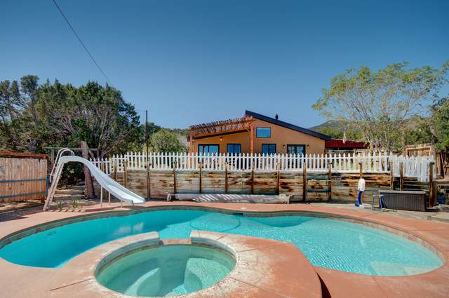 66 Skyline Road, Sandia Park, NM 87047 (MLS #1001196) :: Keller Williams Realty