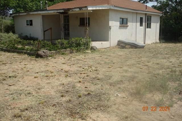 18 Private Drive 1545, Hernandez, NM 87537 (MLS #1001206) :: The Shear Team