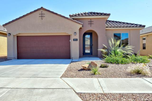 2931 Kings Canyon Loop NE, Rio Rancho, NM 87144 (MLS #1001219) :: The Shear Team