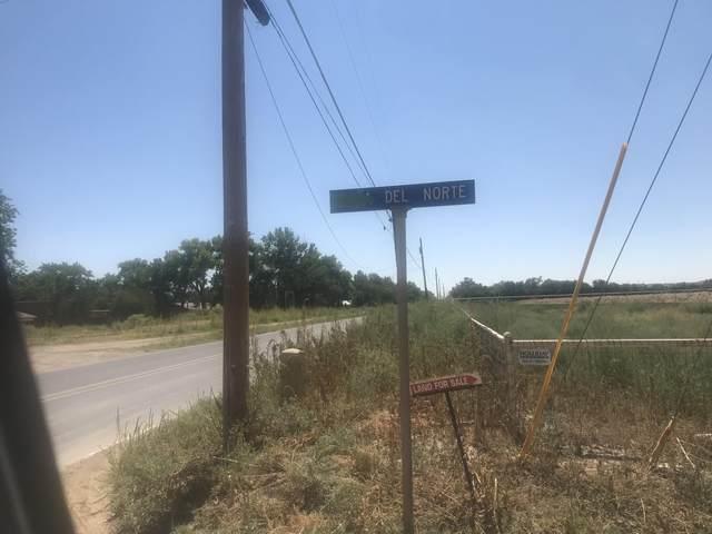 Mesa Del Norte, Belen, NM 87002 (MLS #1001224) :: Campbell & Campbell Real Estate Services