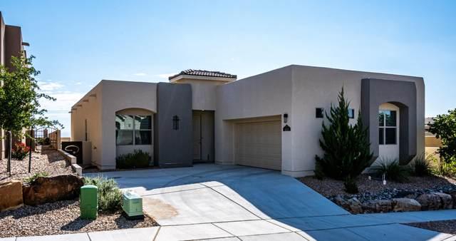6011 Redondo Sierra Vista NE, Rio Rancho, NM 87144 (MLS #1001253) :: The Buchman Group