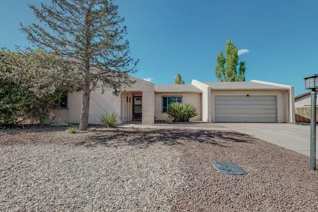 205 Rincon De Romos Drive SE, Rio Rancho, NM 87124 (MLS #1001264) :: Keller Williams Realty
