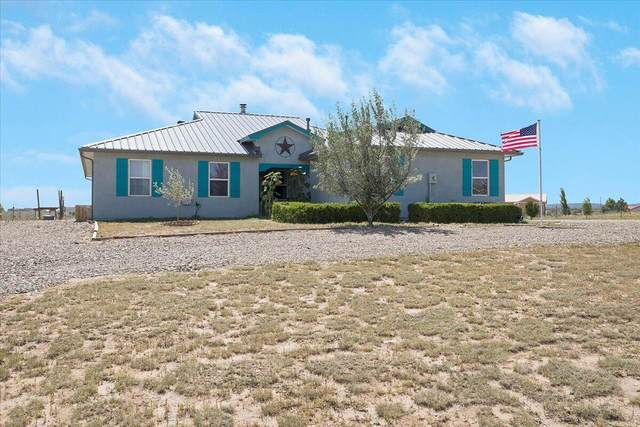6 Halfmoon Road, Edgewood, NM 87015 (MLS #1001286) :: Campbell & Campbell Real Estate Services
