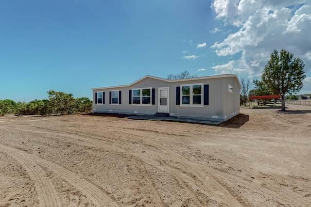 96 Mustang Road, Edgewood, NM 87015 (MLS #1001290) :: Berkshire Hathaway HomeServices Santa Fe Real Estate