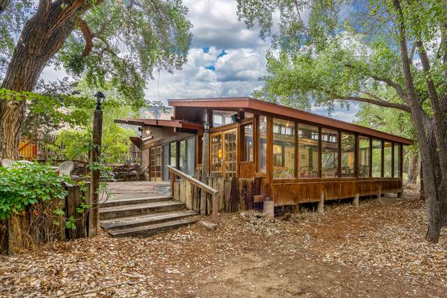 14 Private Drive 1101, Embudo, NM 87531 (MLS #1001294) :: Campbell & Campbell Real Estate Services