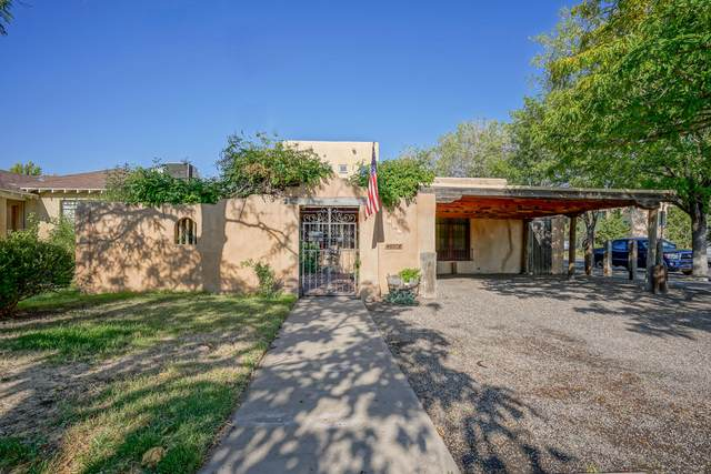 201 Richmond Drive SE, Albuquerque, NM 87106 (MLS #1001297) :: Campbell & Campbell Real Estate Services
