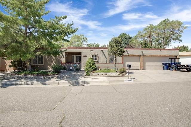 10333 Hendrix Road NE, Albuquerque, NM 87111 (MLS #1001299) :: Campbell & Campbell Real Estate Services