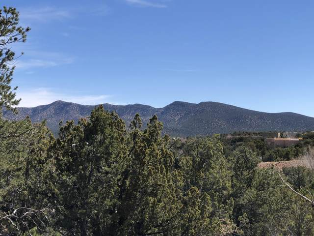 96 Kiva Place, Sandia Park, NM 87047 (MLS #1001301) :: Campbell & Campbell Real Estate Services