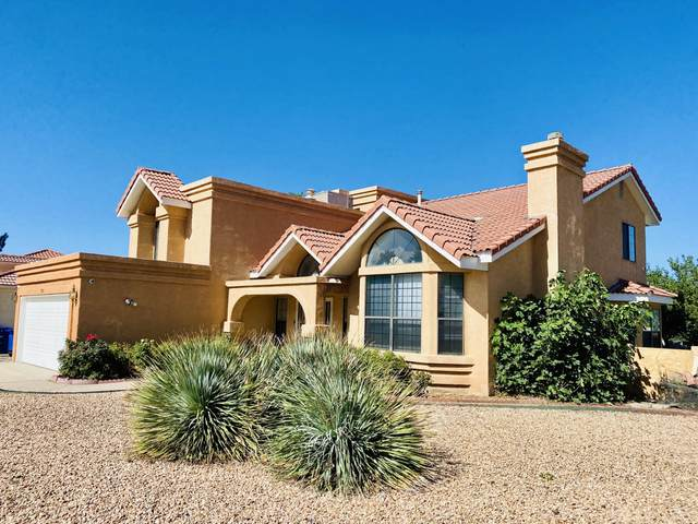 5527 Avenida Cuesta NE, Albuquerque, NM 87111 (MLS #1001302) :: Campbell & Campbell Real Estate Services