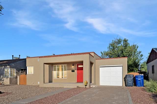 312 Washington Street NE, Albuquerque, NM 87108 (MLS #1001303) :: Campbell & Campbell Real Estate Services