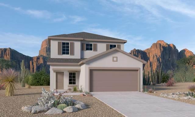 4892 Blackburn Road, Rio Rancho, NM 87144 (MLS #1001306) :: The Buchman Group