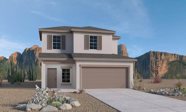 4899 Blackburn Drive, Rio Rancho, NM 87144 (MLS #1001308) :: The Buchman Group