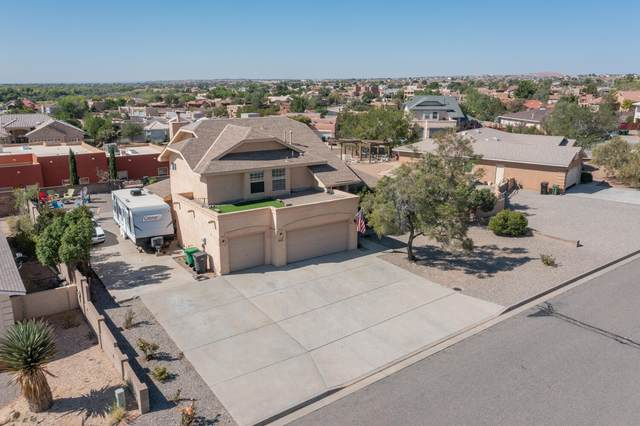 2537 Manzano Loop NE, Rio Rancho, NM 87144 (MLS #1001317) :: The Buchman Group