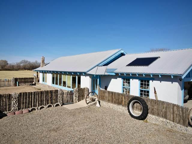 6 Flora Castillo Place, Belen, NM 87002 (MLS #1001327) :: Sandi Pressley Team